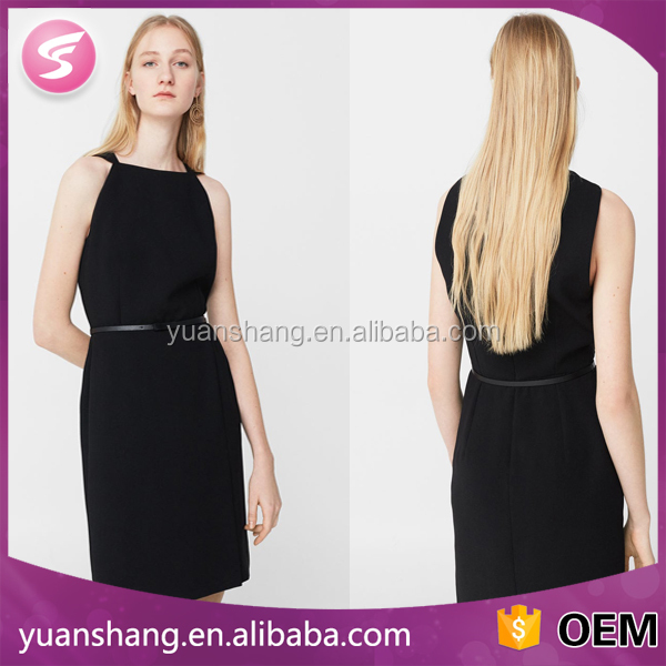 Latest Mature Women Sexy Mini Office Bodycon Dress