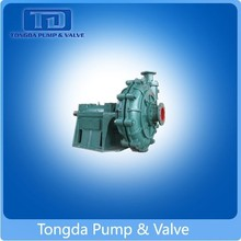 coal washing usage high abrasive resistance slurry pump