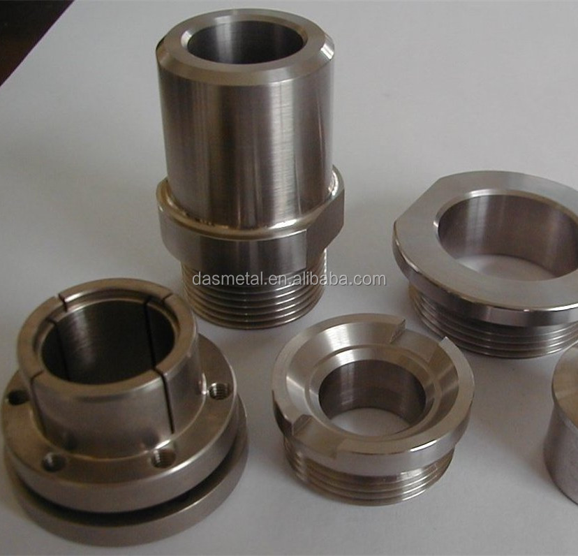 Custom Cnc Maching Steel Stainless Machining Parts for autobike By Shanghai Das Metal