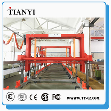 Plating rack design/low voltage contatct for flying dragon rack electroplating line in China