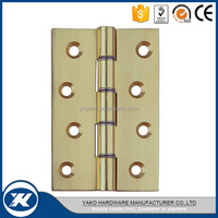 Good Quality Door Hardware Brass Double Washer Hinge