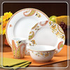 Germany Fine Porcelain Dinnerware Set,hotel & restaurant crockery tableware