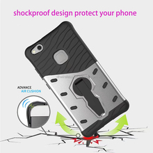 smart stand case for huawei P10 lite shockproof phone cover for Huawei P10 lite
