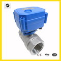 "AC24V 3/4"" and 1/2"" stainless steel Motor electric valve for HVAC,Fan coil,Air conditional equipment and project"