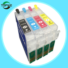 New style !!! Compatible refillable cartridges for Epson Stylus NX625/NX530 for Epson Workforce 630/635/60/840/545/645/845