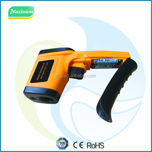 High temperature and low temperature laser infrared thermometer gun for industry application
