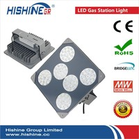 led explosion-proof lights 90w led gas station light lamp flameproof well glass fittings