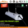 High lumens 120LM/W AC100-277V factory supply SMD2835 ip65 emergency led tri-proof light