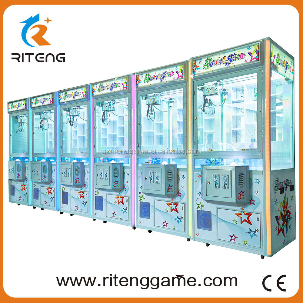 Wholesale China Trade toy vending machine for sale toy claw arcade machines