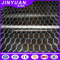 Best quality galvanized hexagonal wire mesh used for chicken cages