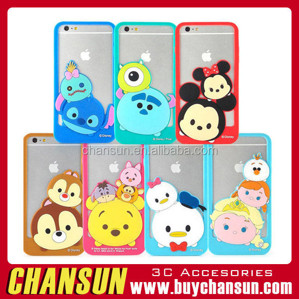 Manufacturer 3d sublimation custom universal silicone phone case for iphone 6