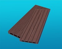 2015 new design,anti-uv and waterproof wpc outside decking,high quality and low price environmental wpc board