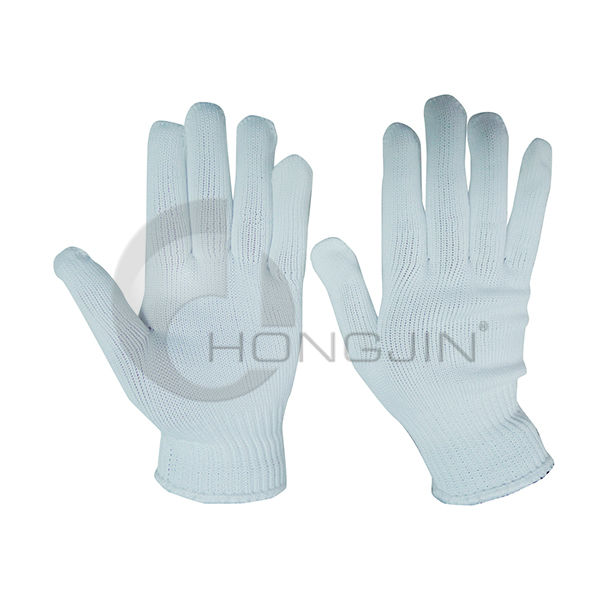 100% Polyester Reusable Driving Hands Protective Working Gloves