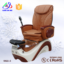 2017 Kangmei professional luxury nail salon furniture sanitary hot sale foot spa pedicure chairs uk and massage tools S822-5
