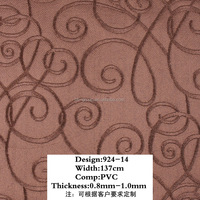 Upholstery Decorate Pvc Textiles Leather Products