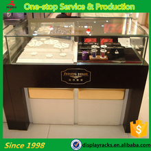Top quality display cabinet and showcase for jewelry shop, high end jewelry displays, jewelry display showcase