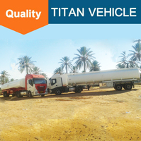 stainless steel fuel transport tanker semi trailer oil road tanker for sale