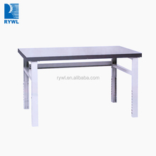 RYWL customized stainless steel work table with drawers