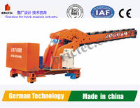 High Effienicy double-cylinder hydraulic multi-bucket excavator for brick making