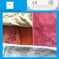 2015 table cloths fabric samples from china supplier