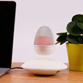 Colorful smart wireless bluetooth levitation speaker led light