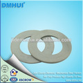 China suppliers wholesale customized round molded flat gasket