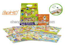 "Children English talking and reading pen with a total of 10 ""Good Behavior"" books for options and 1 data CD"