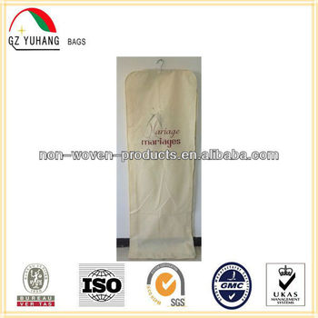 cheap non-woven suit cover