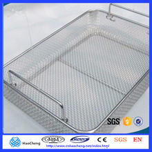 Steel/SS304 SS316 Stainless steel,Steel Material and Wire Mesh Type cable tray basket wire mesh