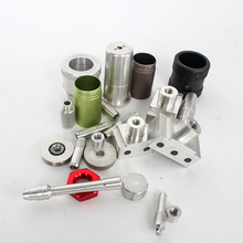 precision machining cnc metal 3d printer parts