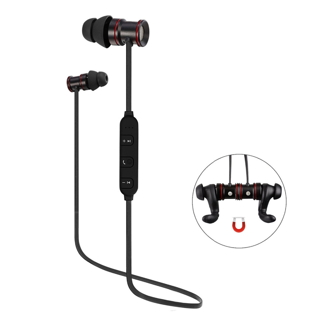 bluetooth earphones 2017 sports,bluetooth earphones magnetic,sports bluetooth earphones with bass