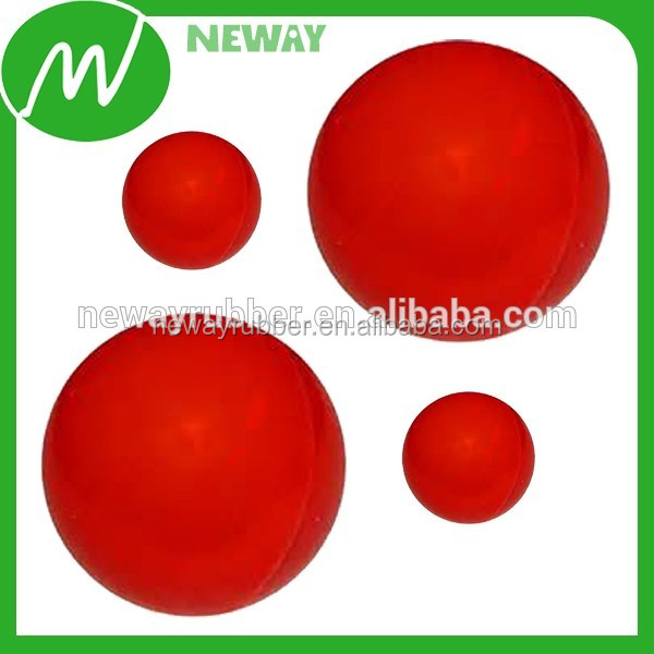 Customized 5mm Natural Rubber Ball
