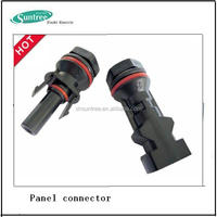 2014 Newest USB Front Panel Connector Solar MC4