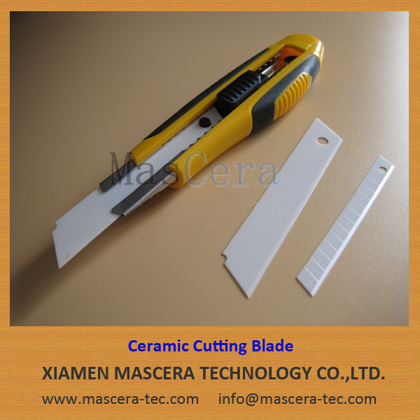 Snap Off Zirconia ZrO2 Ceramic Blade/Cutter/Knife
