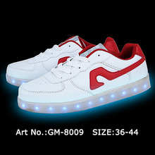 Light Up Women Winter Led Led Shoes Men