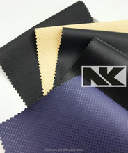 NK V012 all kinds of embossing pattern PVC leather for shoes bags hot selling