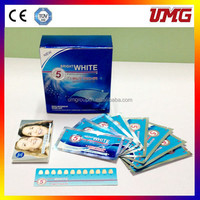 teeth whitening strips contain teeth whitening gel