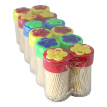 Hotel Disposable Bamboo Skewers And Toothpicks Wholesale