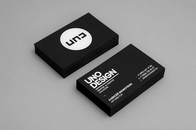 Unique style best-selling print your business cards online