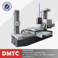 Horizontal Boring and Milling Machine and TPX6111 Bed with Fine Supporting Rigidity