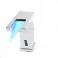 Sensor Faucet with led Smart Touchless Sink Sensor Faucet