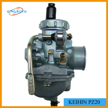 2017 New PZ20 manual motorcycle keihin carburetor