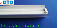 Fluorescent Light Fixture/Lighting bracket(double tube) with Iron Body
