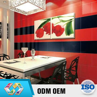 New 2016 Product Idea Red Reflective Best Price Ceramic Tile