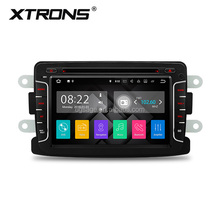 "XTRONS PA77DCRP 7"" Android 7.1 quad core user manual car mp5 player for renault Dacia/Renault with wifi/4G/GPS/USB"