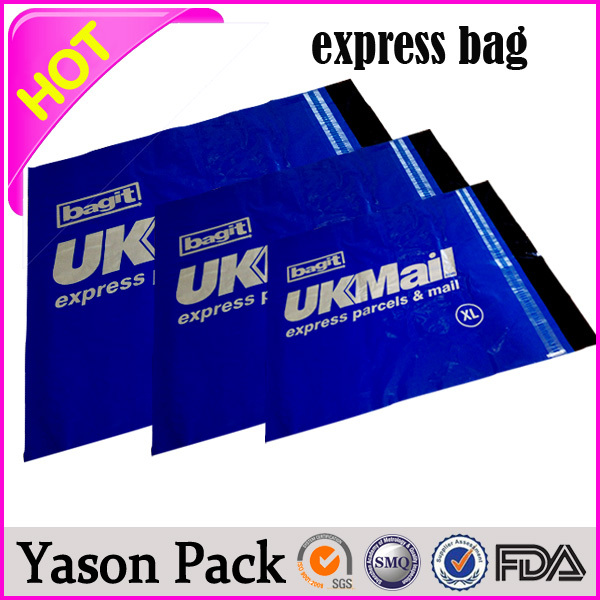 Yason air express bags travel high security promotional custom mailing bags china cheap self adhesive mailing courier bag