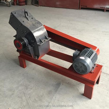 10TPH Hammer mill crusher PC400X300 for glass crushing