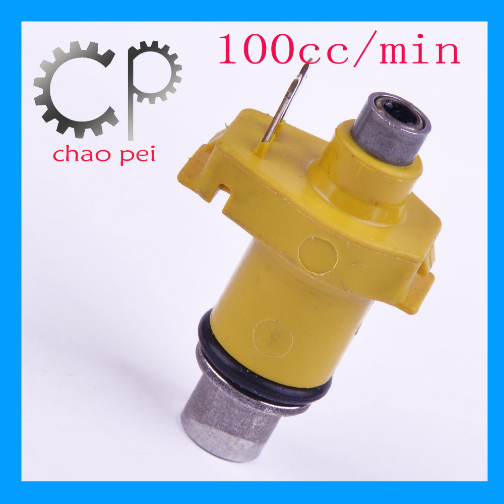 High performance motorcycle parts 6 holes flow 100cc/min fuel injector nozzle OEM:5D7-13770-00