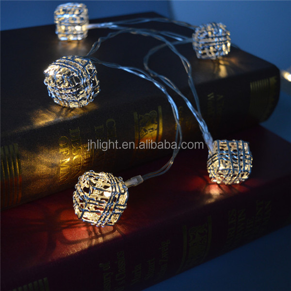small battery operated led string lights cheap/restaurant pendant lighting