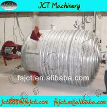 JCT machine for chemical composition of resin